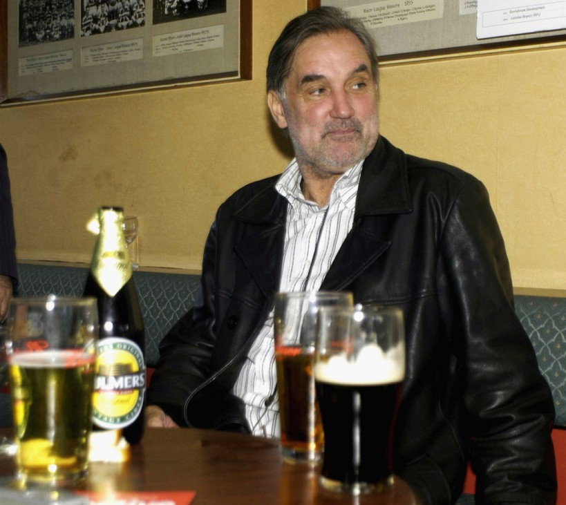 George Best in Dublin, 2004