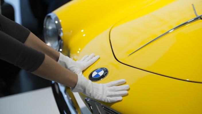Nacht der weißen Handschuhe im BMW Museum in München, 2015