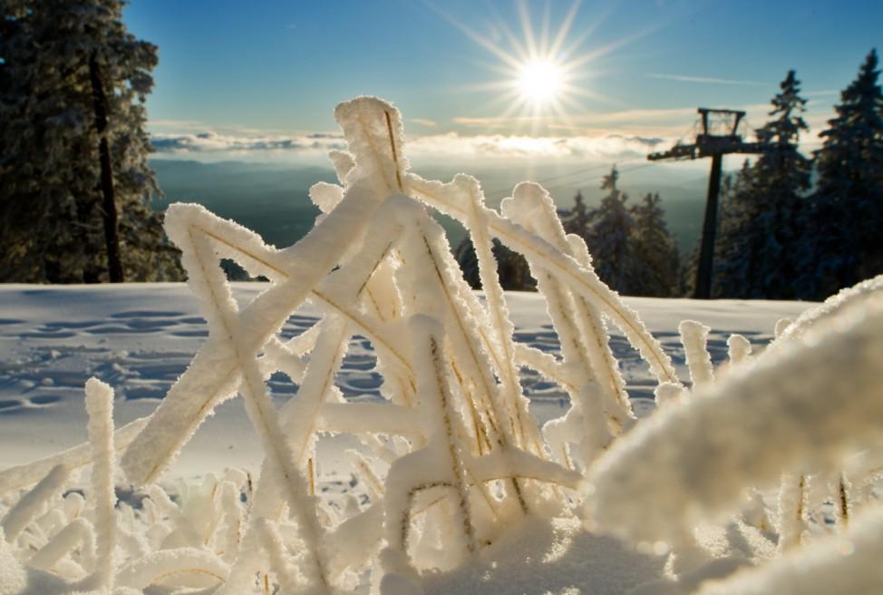 Winter im Harz - Wurmberg