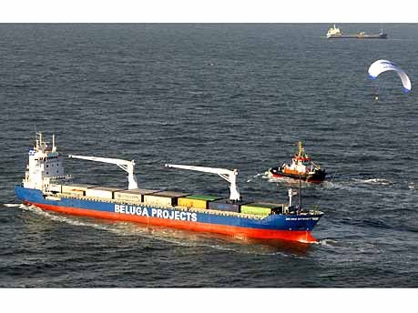 Beluga Skysails