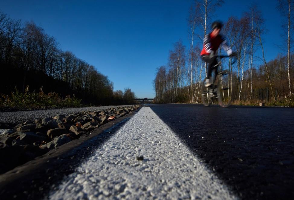 Radschnellweg RS1 im Ruhrgebiet