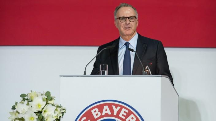 Jahreshauptversammlung des FC Bayern