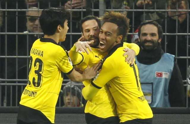 Borussia Dortmund v VfB Stuttgart - German Bundesliga