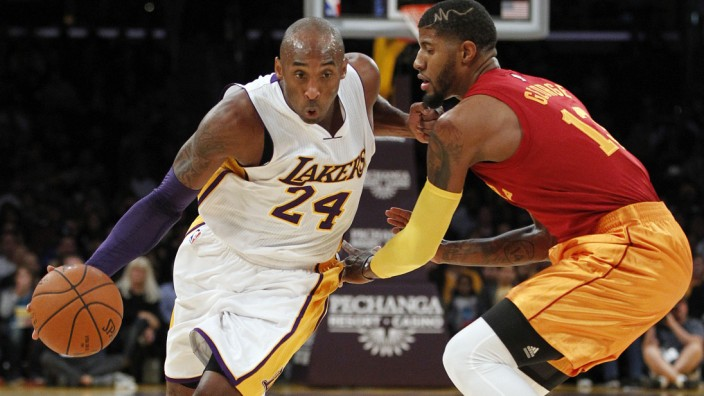 Kobe Bryant, Paul George