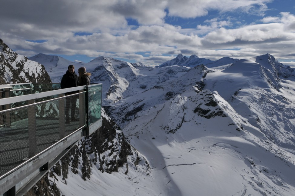 Kitzsteinhorn Kaprun Gletscher 50 Jahre Skifahren Ski Snowboard Freeride