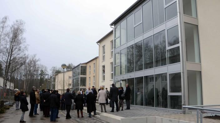 Dachau: In Bauabschnitt Nummer vier sind in Dachau-Süd jetzt 27 neue Sozialwohnungen fertiggestellt worden.