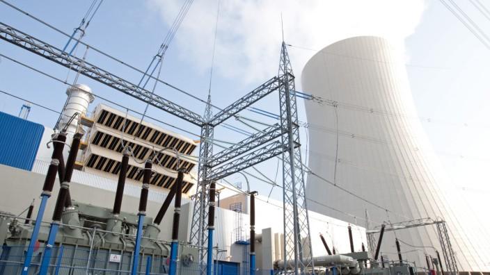 Inbetriebnahme Gas- und Dampfturbinenanlage