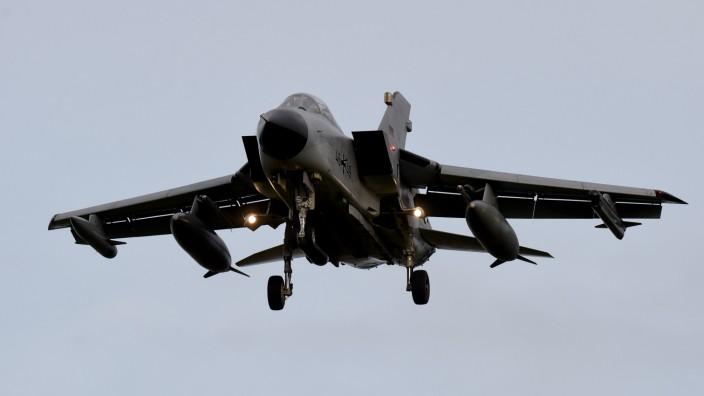 Tornado des Aufklärungsgeschwaders 51 in Jagel