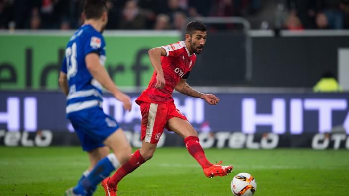 Fortuna Düsseldorf - MSV Duisburg