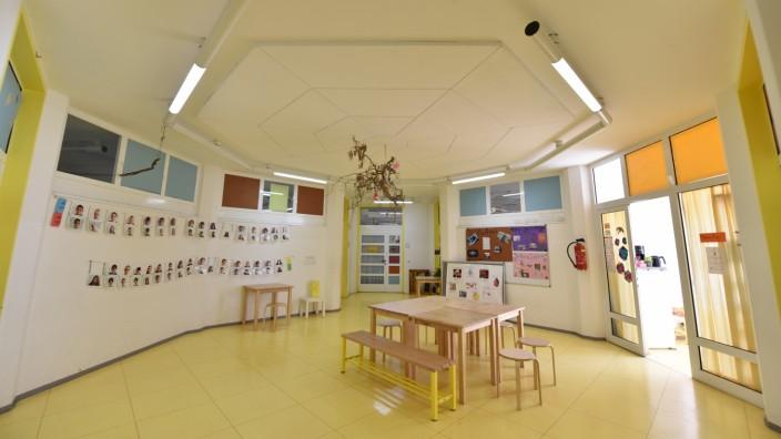 Montessori Förderzentrum in München, 2015