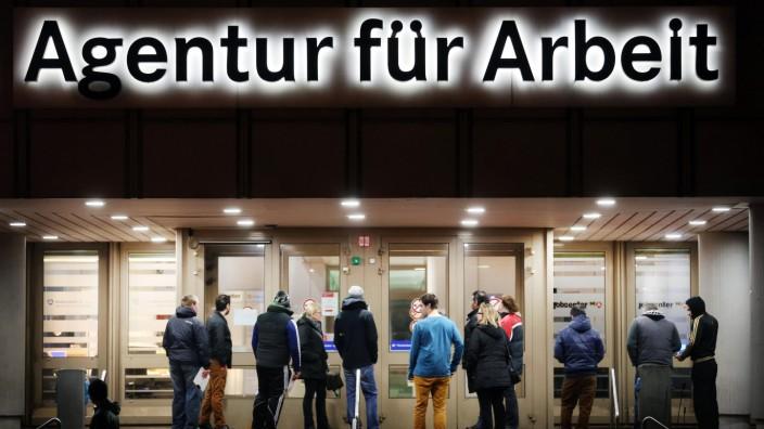 Jahresendpaket NRW - Agentur für Arbeit