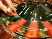 Glücksspiel - Roulette
