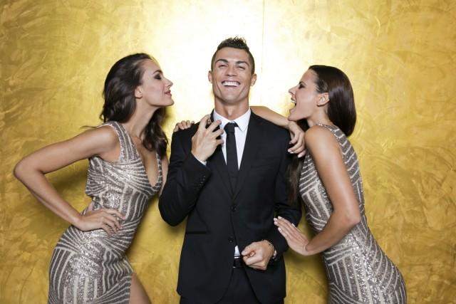 Cristiano Ronaldo Launches His Debut Fragrance, Cristiano Ronaldo Legacy; Cristiano Ronaldo