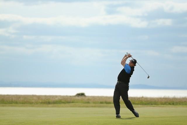 Aberdeen Asset Management Scottish Open - Day One; Phil Mickelson