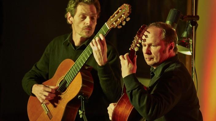 Gitarrenduo Gruber & Maklar