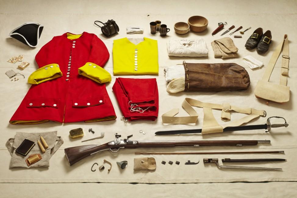Thom Atkinson Soldiers Inventories