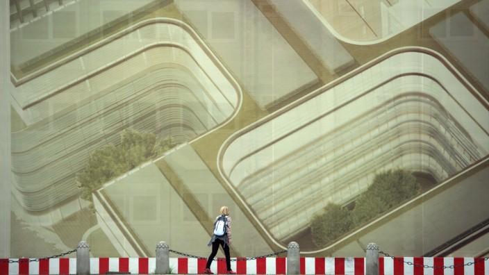 Siemens Baustelle