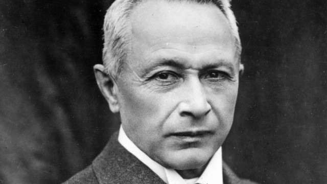 Portraitbild Hugo Junkers