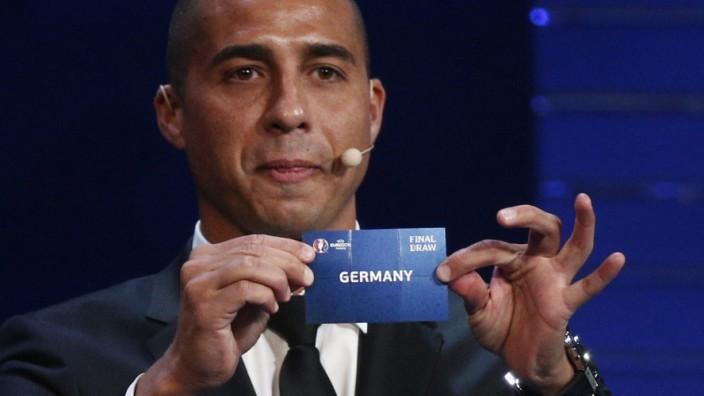 UEFA EURO 2016 Draw in Paris