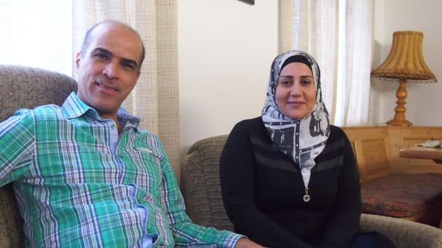 Familie Albaghdadi Imbiss Habibi