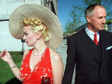 Ehepaar Borer-Fielding, dpa