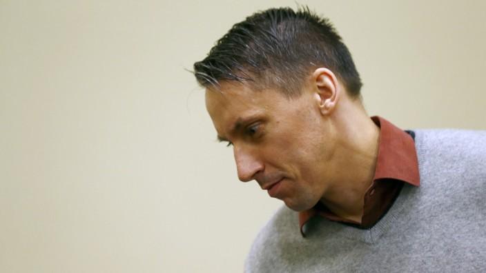 NSU-Prozess: Ralf Wohlleben an einem Verhandlungstag im vergangenen Dezember.