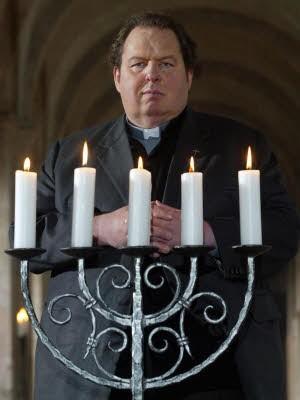 Otti Fischer, Pfarrer Braun, ddp