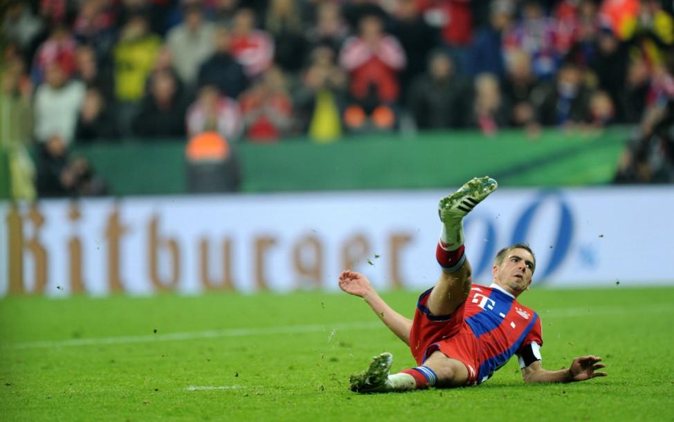 Jahresrückblick 2015 - DFB-Pokal Halbfinale