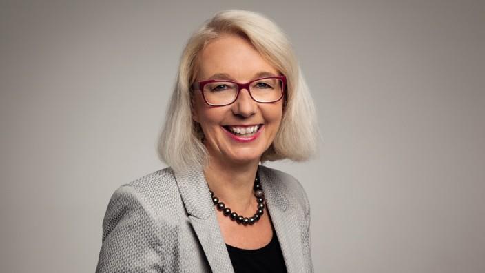 Einkommen: Anette Farrenkopf ist Geschäftsführerin des Münchner Jobcenters.