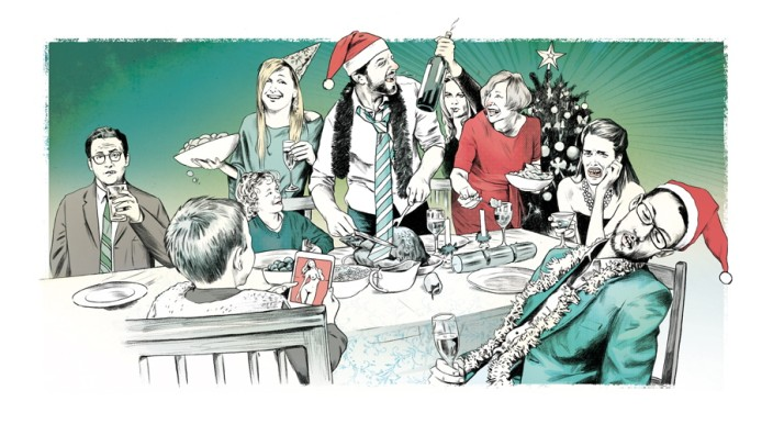 trinken an weihnachten STIL