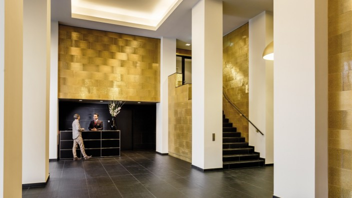 Upper Spreegold / Concierge