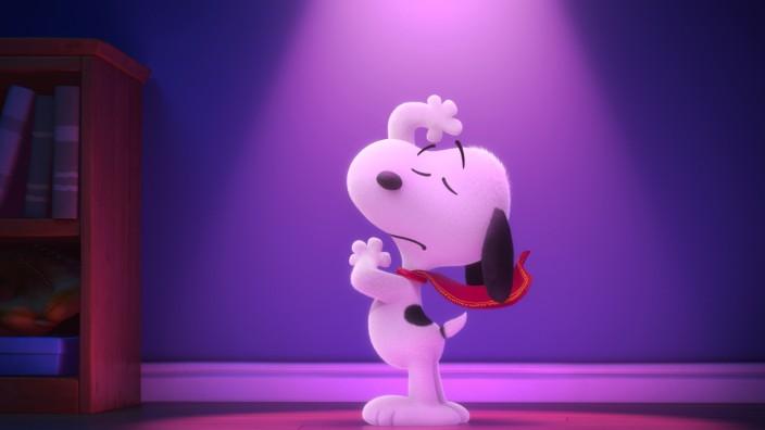 """Neu im Kino: """"Die Peanuts - der Film"""": Olé! Hund und Philosoph Snoopy kann auch Flamenco tanzen."""