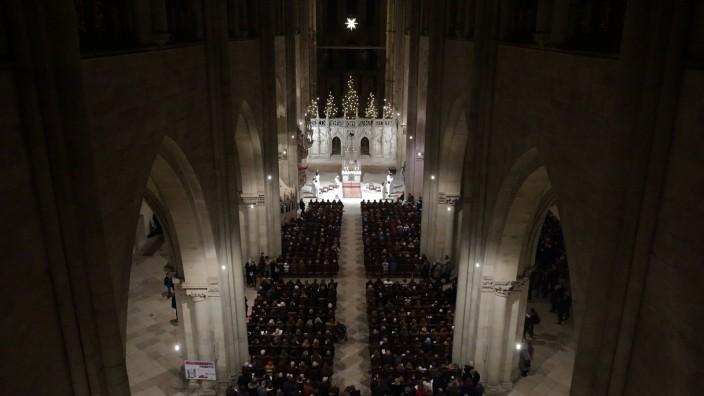 Heilige Christnacht im Dom Magdeburg