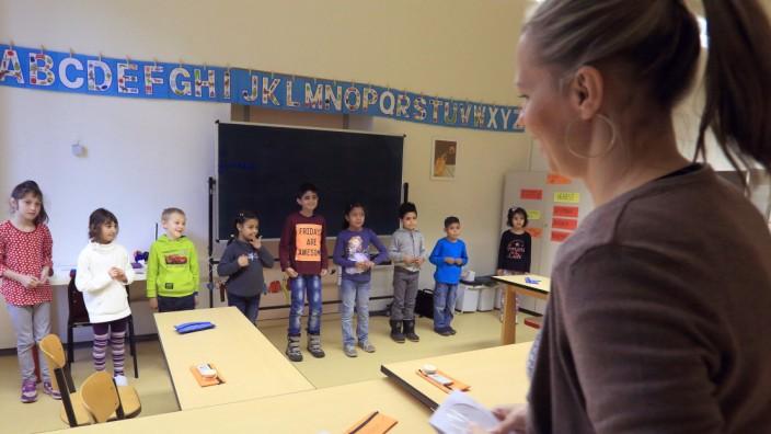 Sprachförderung für Flüchtlingskinder an deutschen Schulen