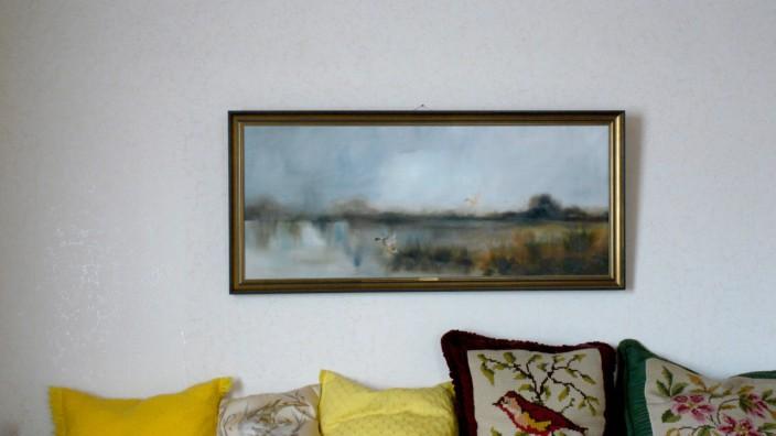 Wohnung einer alten Dame Copyright JOKER GudrunxPetersen JOKER070117086898