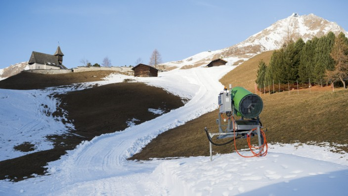 Winterwetter in der Schweiz