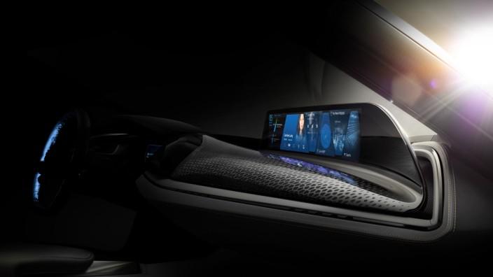 BMW Vision Future Interaction