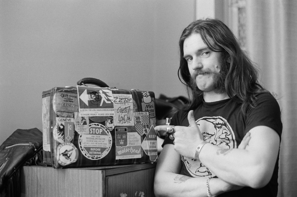 FILE: Motorhead Frontman Lemmy  Dies At 70