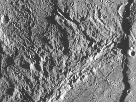 Messenger, Merkur