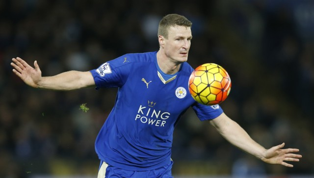 Leicester City v Manchester City - Barclays Premier League