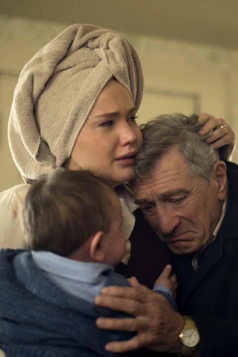 """Joy"" im Kino; Jennifer Lawrence, Robert De Niro"