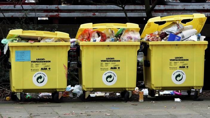 Neues Abfallgesetz bringt noch keine Änderungen