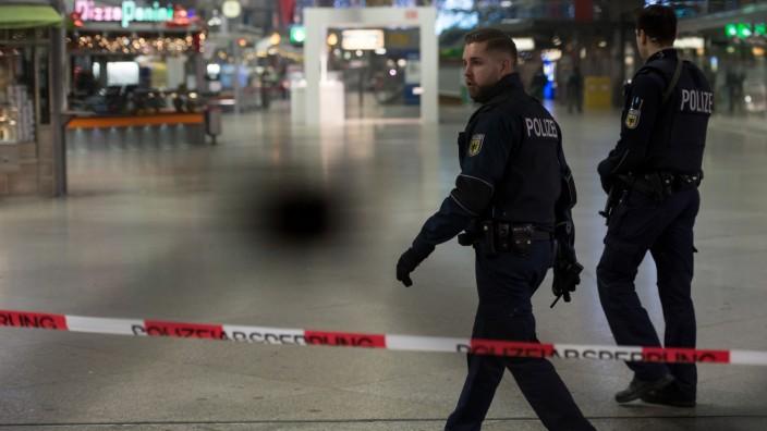 Terroralarm in München