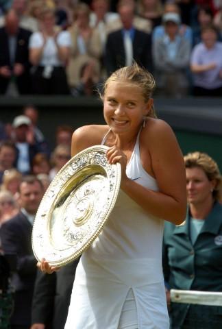 Wimbledon Maria Scharapowa