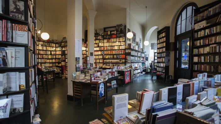 Buchhandlung Zauberberg in Friedenau Bundesalleee 133