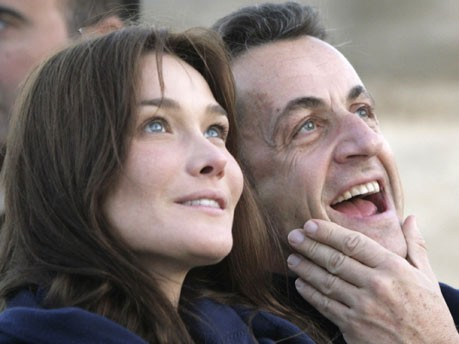 Sarkozy, Bruni, Jordanien, Ägypten, Reuters