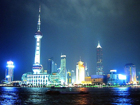 Shanghai, AP