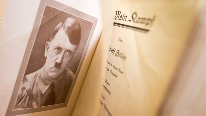 """Originalausgabe von """"Mein Kampf"""""""