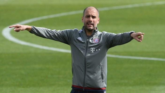 FC Bayern München - Trainingslager