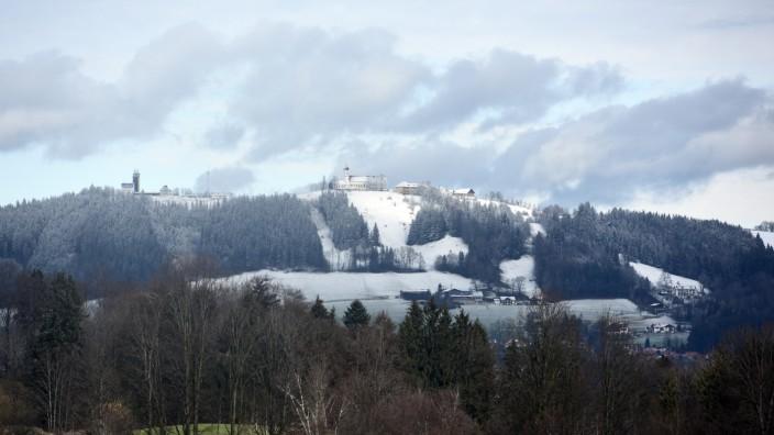 Schneefallgrenze sinkt